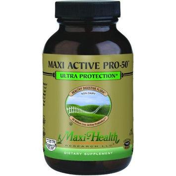 Maxi Health Maxi Active Pro-50 Maxi-Health 60 VCaps