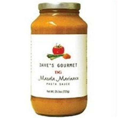 Dave`s Gourmet Masala Marinara (6x25.5 OZ)