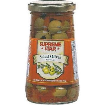 DDI 1188501 Supreme Salad Olives 5.75O Case Of 12
