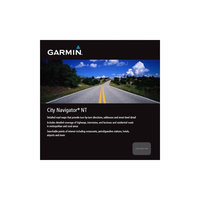 Garmin - City Navigator NT UK & Ireland Digital Map