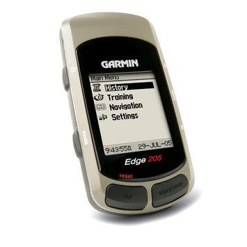 Garmin Edge 205 Personal Trainer Personal Trainer GPS