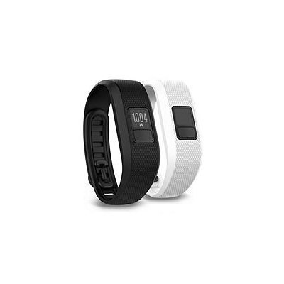Garmin vívofit 3 Bundle w/ Additional White Accessory Band