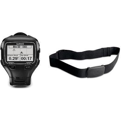 Garmin Forerunner 910XT GPS Running Watch with HRM Color Black