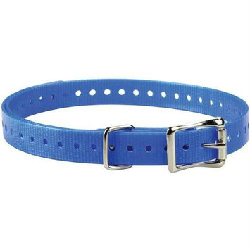 Garmin 3/4 inch Blue Collar Strap for BarkLimiter