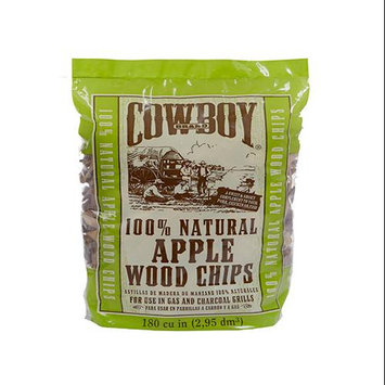 Cowboy Charcoal 2lbs. Apple Wood Chips 62002