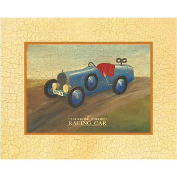 Art 4 Kids Racing Car Wall Art
