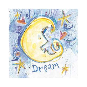 Art 4 Kids Dream Moon Wall Art
