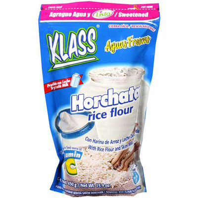 Klass: Horchata Rice Flour Drink Mix, 450 g
