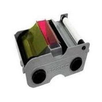 Fargo Color Ribbon - YMCKO - Dye Sublimation - 250 Page