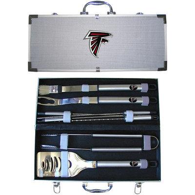 Siskiyou Atlanta Falcons 8-Piece NFL BBQ Set with Hard Case