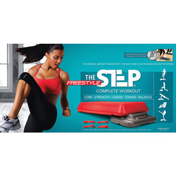 The Step F1017W - The Freestyle Step (Cicuit Size)