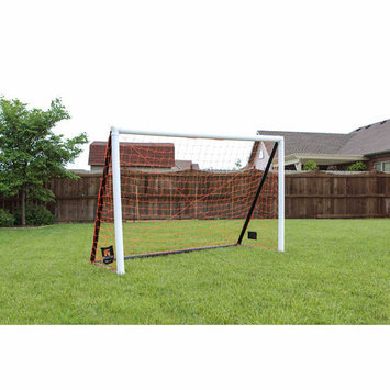 Escalade Sports Goalrilla Gamemaker Inflatable Soccer Goal with Baroforce Technology