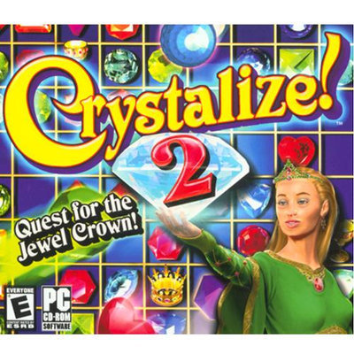ValuSoft 37638 Crystalize 2- Quest for the Jewel Crown