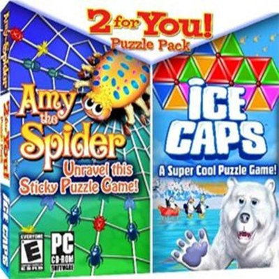 Valusoft Ice Caps and Amy The Spider