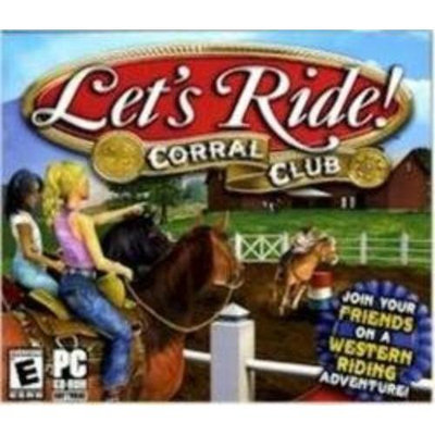 Value Soft Letsridecorral Lets Ride - Corral Club [windows 98/me/xp]