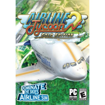 Value Soft Airline Tycoon 2 Gold [windows Xp/vista/7]