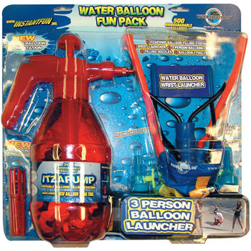 Water Sports, Inc. WATER SPORTS Water Balloon Fun Pack Assorted