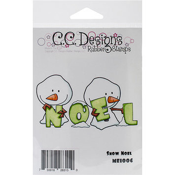 C.c. Designs NOTM101548 - Meoples Cling Stamp 2
