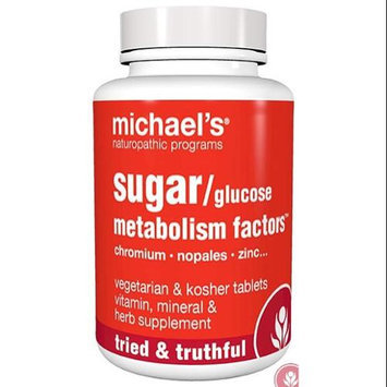 Michaels Naturopathic Programs Michael's Naturopathic Programs Glucose Factors Sugar Metabolism - 180 Vegetarian Tablets