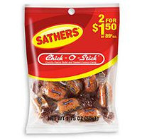 Sathers Chick-O-Stick - 1.75 oz. Bag - 12 ct.
