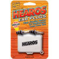 Hearos High Fidelity-Series Long-Term Earplugs 1 Pair