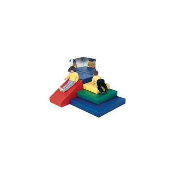 Childrens Factory Children s Factory CF300-007 Toddler Pyramid Play Center
