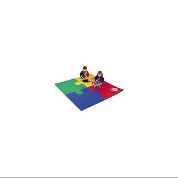 Childrens Factory Children's Factory Square Puzzle Activity Mat