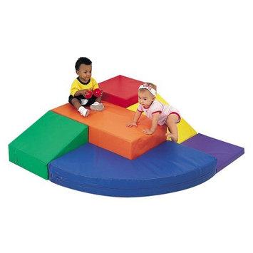 Childrens Factory Children's Factory Rainbow Mini Corner Climber