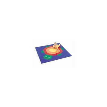 Childrens Factory Children s Factory CF362-001 4 in. x 5 in. Turtle Hatchling Mat