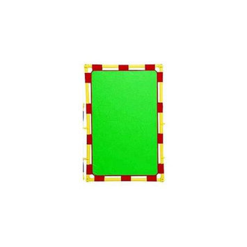 Childrens Factory Children s Factory CF900-101G 31 in. x48 in. Green Play Panel