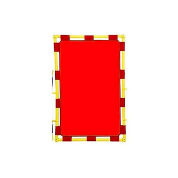 Childrens Factory Children s Factory CF900-101R 31 in. x48 in. Red Play Panel