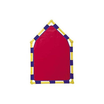 Childrens Factory Children s Factory CF900-202R PlayPanel Red Gable