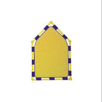 Childrens Factory Children s Factory CF900-202Y PlayPanel Yellow Gable