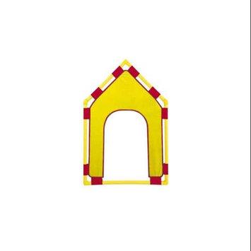 Childrens Factory Children s Factory CF900-523Y Gable Door Play Panel- Yellow