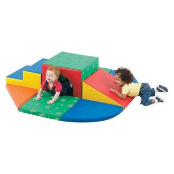 Childrens Factory Children's Factory Soft Tunnel Set Climber