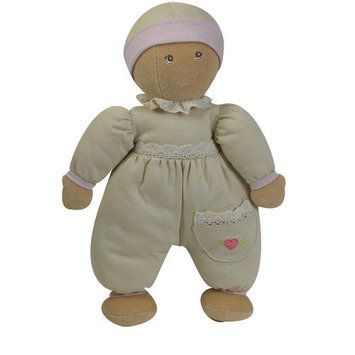 The Children's Factory Organic Cuddly Girl