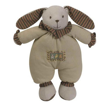 The Children's Factory Organic Cuddly Bunny