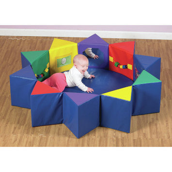 The Children's Factory Multi-Activity Pentagon Set