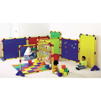 The Children's Factory Big Screen Rainbow and Activity Set