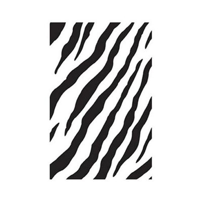 Make N Mold 5040Z Small Zebra Bags with ties, Pack of 12