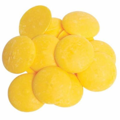 Make 'n Mold Make N Mold 61700 14 oz. Yellow Vanilla Flavored Candy wafers Pack of 24