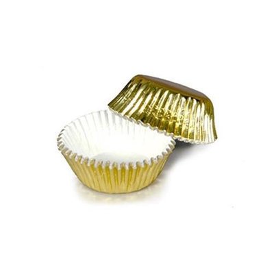 Make 'n Mold Make N Mold 5023 Gold Candy Cups Pack of 12