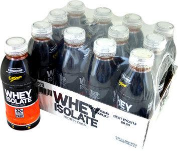 CytoSport Whey Isolate RTD Tangerine - 12 Bottles