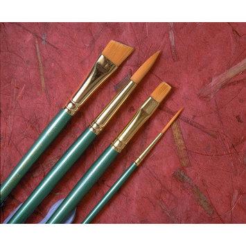 Princeton Series 4350 Synthetic Golden Taklon Round
