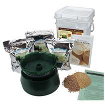 Handy Pantry Sprouted Wheat Bread Making Kit - Emergency Supplies