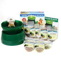 Handy Pantry Beginner s Sprouting Kit - Emergency Supplies