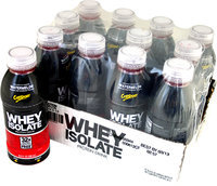 CytoSport Whey Isolate Protein Drink Watermelon - 12 Bottles