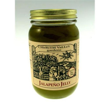 Cherith Valley Gardens JJ10 Jalapeno Jelly 10 oz