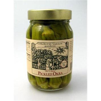 Cherith Valley Gardens Hot n Spicy Pickled Okra