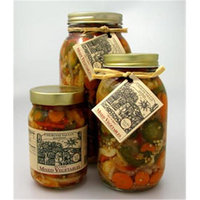 Cherith Valley Gardens MV16 Hot And Spicy Mixed Vegetables 16 oz